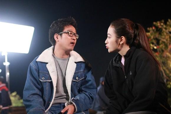 """Angela Phương Trinh sẽ """"cặp kè"""" cùng Trường Giang trong phim hành trình """"Taxi, em tên gì?"""" ảnh 6"""