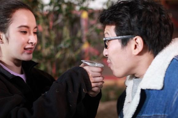 """Angela Phương Trinh sẽ """"cặp kè"""" cùng Trường Giang trong phim hành trình """"Taxi, em tên gì?"""" ảnh 8"""