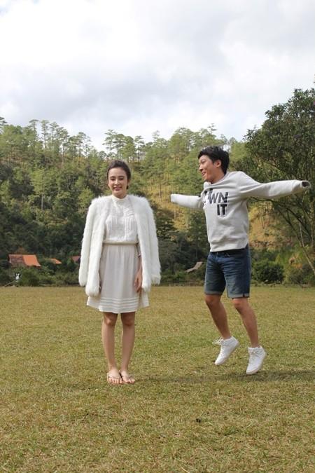 """Angela Phương Trinh sẽ """"cặp kè"""" cùng Trường Giang trong phim hành trình """"Taxi, em tên gì?"""" ảnh 3"""