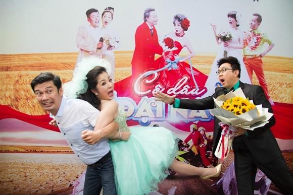 Nghệ sĩ hài Thuý Nga bất ngờ được cầu hôn ảnh 2