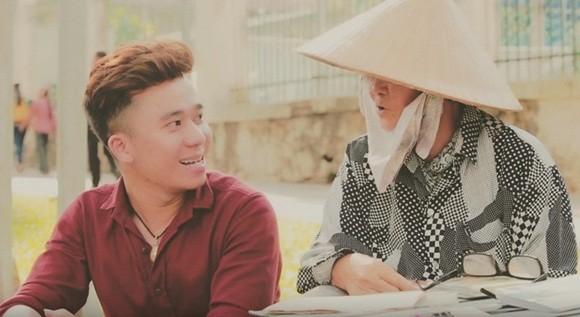 Họa sĩ Phạm Hồng Minh ra mắt MV Tết Sài thành