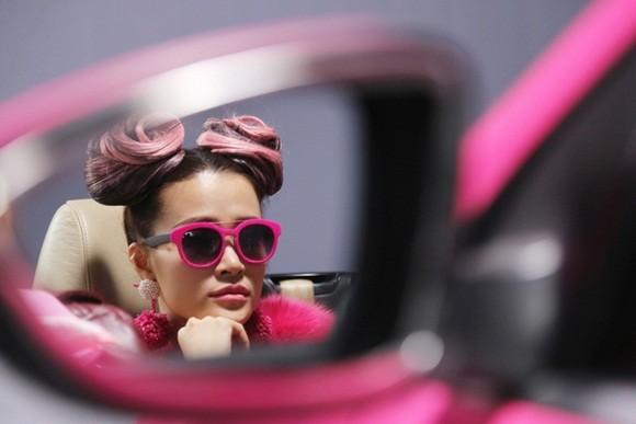 """Đông Nhi đầy cá tính với sắc hồng trong dự án """"Pink girl"""" ảnh 5"""