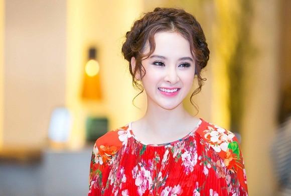 Angela Phương Trinh ngày một xinh đẹp và biết giữ hình ảnh của mình hơn trong mắt công chúng