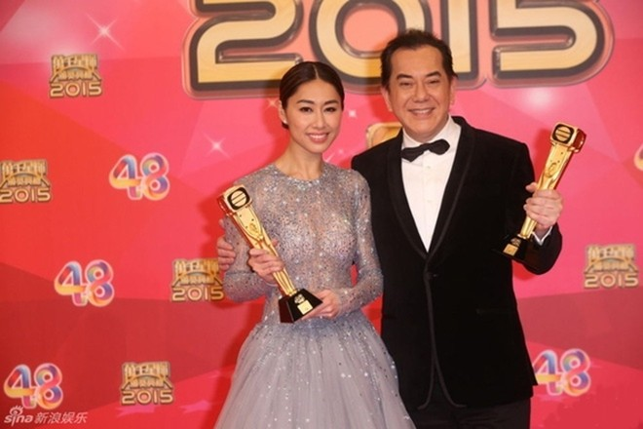 Ngôi sao TVB Dương Di - Ngô Trác Hy quay trở lại Việt Nam ảnh 4