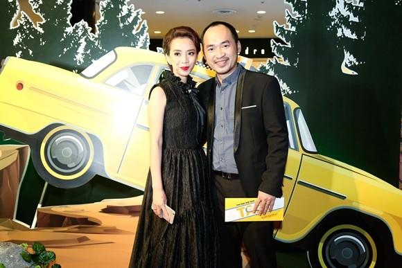 """Trường Giang - Nhã Phương tay trong tay ra mắt phim """"Taxi, em tên gì?"""" ảnh 8"""