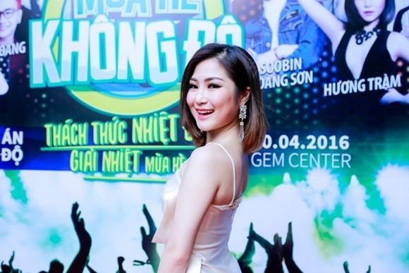 Phạm Quỳnh Anh khởi động sự kiện mùa hè cùng Sơn Tùng M-TP, Hoàng Thùy Linh ảnh 6