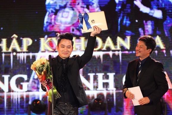 """Giải Cống Hiến: Sơn Tùng M-TP đoạt danh hiệu """"Ca sĩ của năm"""" ảnh 2"""