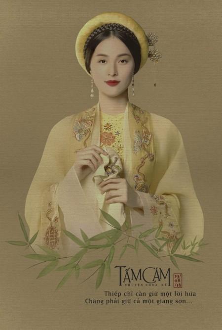 Ngô Thanh Vân nhìn thấy nét đẹp Hoàng hậu Nam Phương ở Hạ Vi ảnh 2
