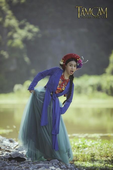 Ngô Thanh Vân nhìn thấy nét đẹp Hoàng hậu Nam Phương ở Hạ Vi ảnh 9