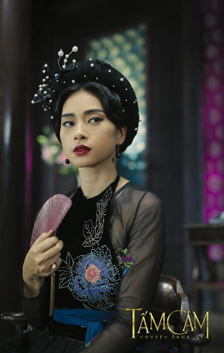 Ngô Thanh Vân nhìn thấy nét đẹp Hoàng hậu Nam Phương ở Hạ Vi ảnh 10