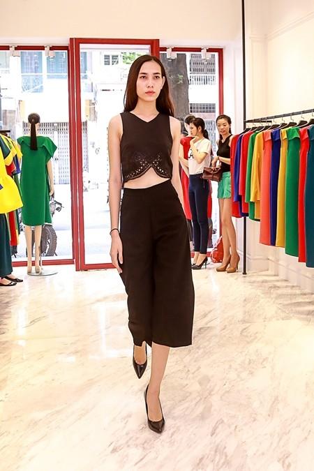Nhà thiết kế Đỗ Mạnh Cường ra mắt bộ sưu tập Xuân - Hè 2016