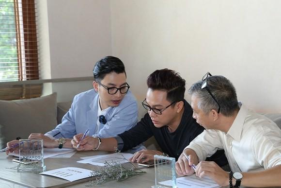 Hồ Ngọc Hà, Dương Khắc Linh hội ngộ trong Ban cố vấn thời trang ảnh 9