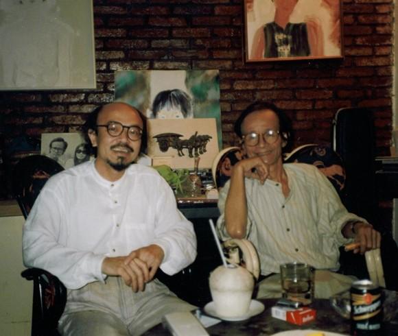 Ba Chi Thanh là bạn của cố nhạc sĩ Trịnh Công Sơn
