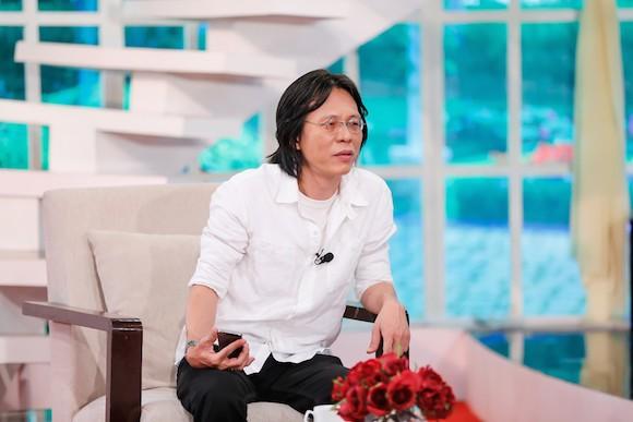 """Nhạc sĩ Nguyễn Quang chia sẻ tâm tình về hoài bão của mình trong chương trình """"Vui sống mỗi ngày"""""""