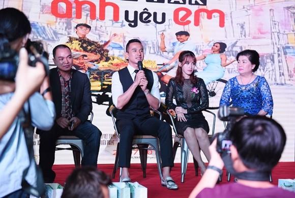 Tú Vi - Lương Thế Thành chia sẻ về vai diễn trong phim