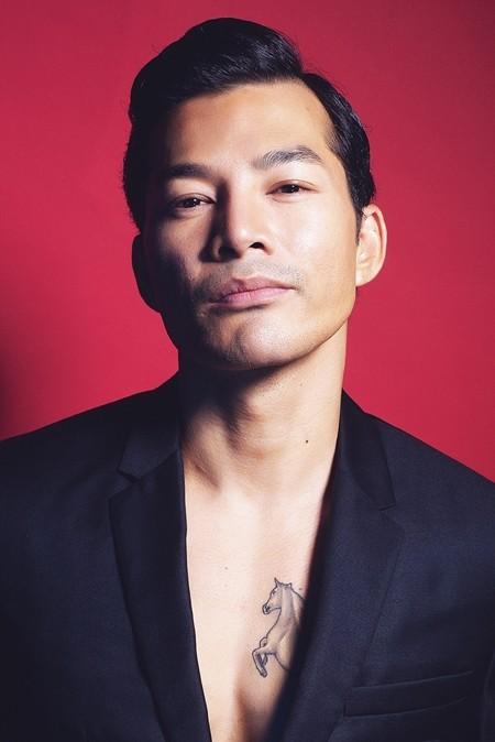 """Trần Bảo Sơn sẽ đóng vai chính trong """"Girls 2 - Những cô gái và gangster"""" và là nhà sản xuất phim này."""