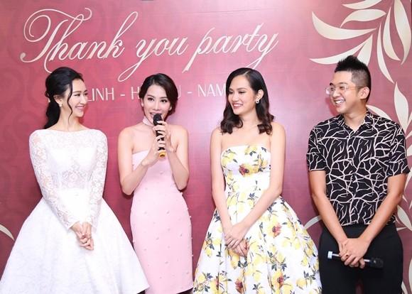 Nam Em, Hà Thu, Diệu Linh là những người đẹp được cho rằng sẽ là đại diện tham gia cuộc thi Hoa hậu Trái đất trong năm nay.