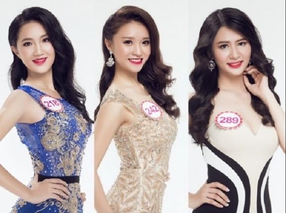 Ba thí sinh xin rút khỏi Hoa hậu Việt Nam 2016 trước thềm chung kết