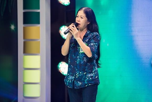 Thí sinh Kim Lan có ngoại hình và chất giọng giống nữ danh ca Khánh Ly