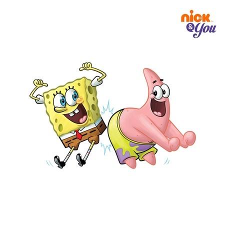 Hai ngôi sao hoạt hình Spongebob và Patrick đến Việt Nam
