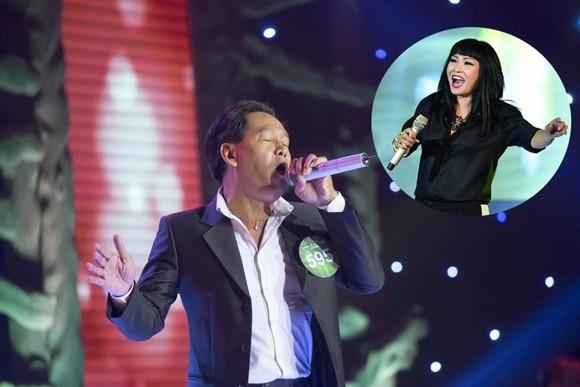"""Tiếng hát mãi xanh: Anh """"xe ôm"""" bị chê điệu khi hát """"hit"""" của Phương Thanh"""