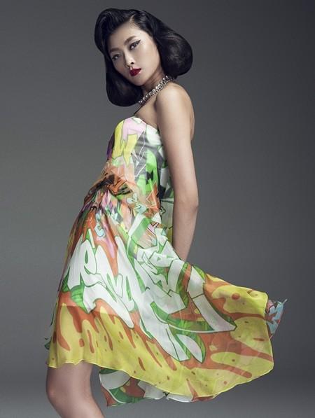 Rực rỡ sắc màu với bộ sưu tập Resort 2017 của NTK Công Trí