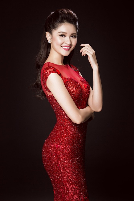 Ngắm nhan sắc kiêu kỳ của Top 3 Hoa hậu Việt Nam trong bộ ảnh dạ hội