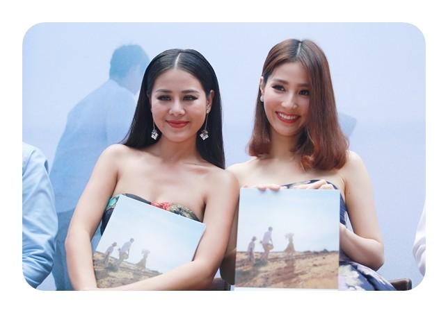Nam Thư (trái)