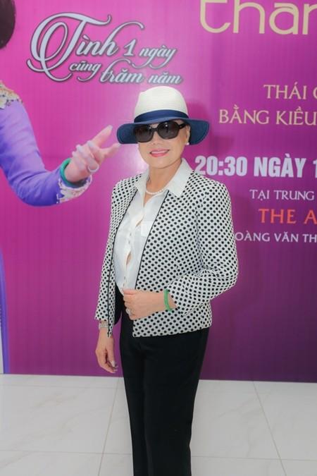 Nữ danh ca hải ngoại Thanh Tuyền