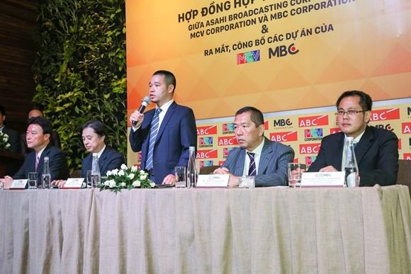 Đài truyền hình Nhật Bản ABC ký kết hợp tác cùng MCV