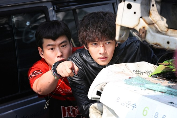 """Đội trưởng nhóm """"Hồi sinh"""" Kwon Yu do Ji Chang Wook thủ vai"""