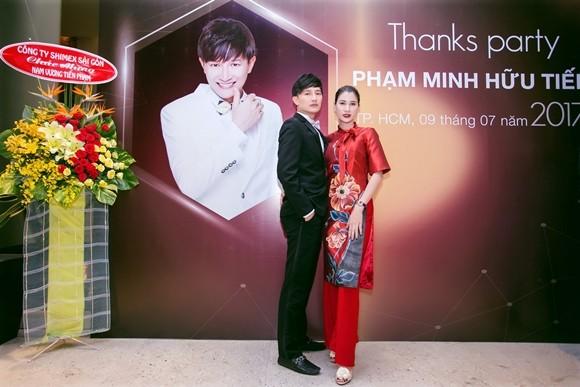 Quang Hà, Trang Trần chúc mừng nam vương người Việt Thế giới 2017