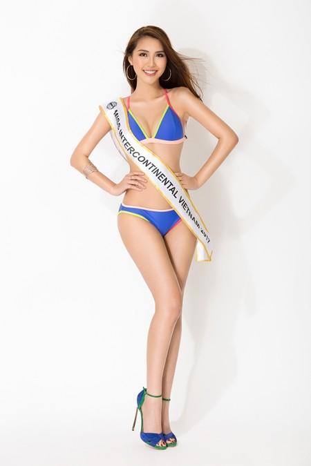 Tường Linh đại diện Việt Nam thi Hoa hậu Liên lục địa 2017