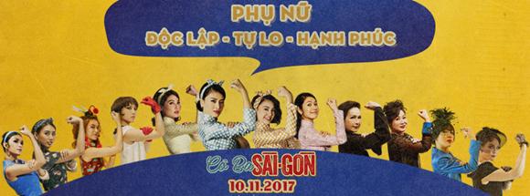 """Ngô Thanh Vân mang """"Cô ba Sài Gòn"""" tham dự Liên hoan phim Busan"""