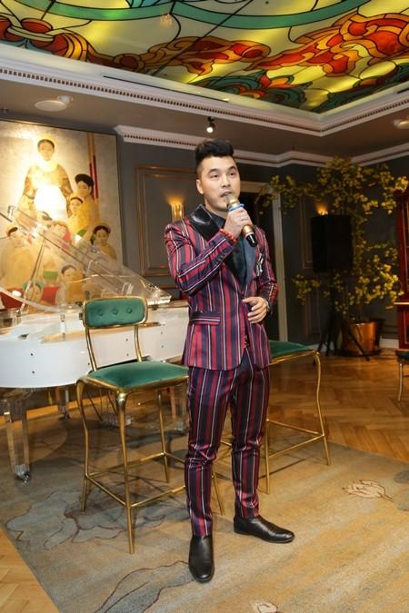 Ưng Hoàng Phúc chia sẻ về liveshow đầu tiên của mình trong sự nghiệp