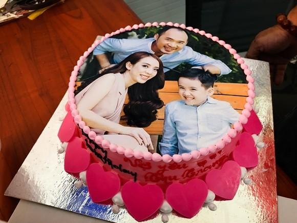 Thu Trang được Tiến Luật bất ngờ mừng sinh nhật ở Phú Quốc