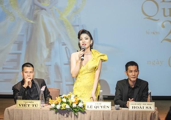 Nữ ca sĩ Lệ Quyên chi 30 tỷ cho liveshow 20 năm ca hát