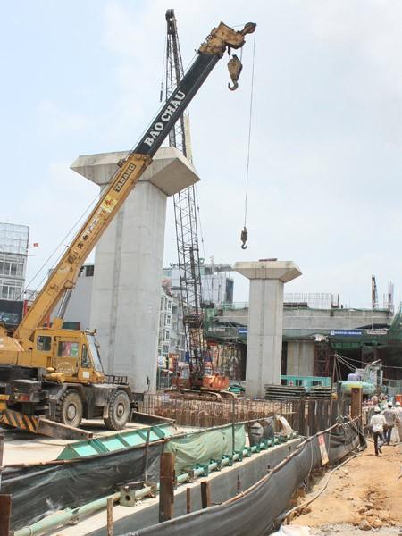 Mất an toàn tại công trường dự án đường sắt đô thị: Phê bình, cảnh cáo chưa đủ ảnh 1
