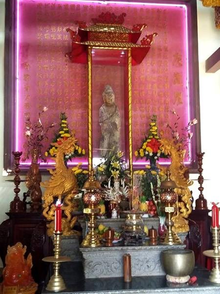 Bí ẩn bức tượng Phật trôi trên biển và ngôi chùa được làm bằng san hô ảnh 1