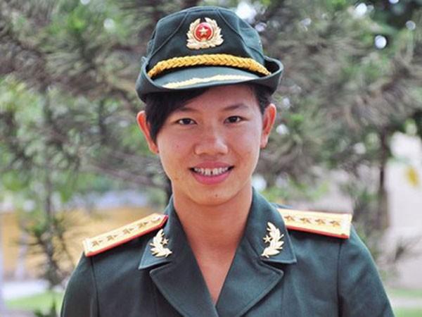 Đề xuất thăng hàm Thiếu tá cho Nguyễn Thị Ánh Viên ảnh 1