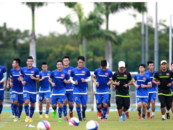 U23 Việt Nam hưng phấn trước trận gặp U23 Myanmar ảnh 1