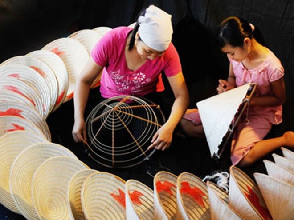 Liên hoan Làng nghề truyền thống Hà Nội ảnh 1