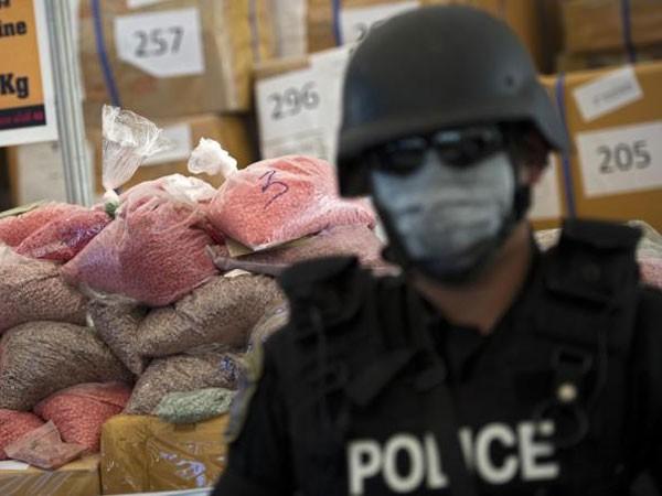 Ma túy giá rẻ chiếm lĩnh thị trường châu Á ảnh 1