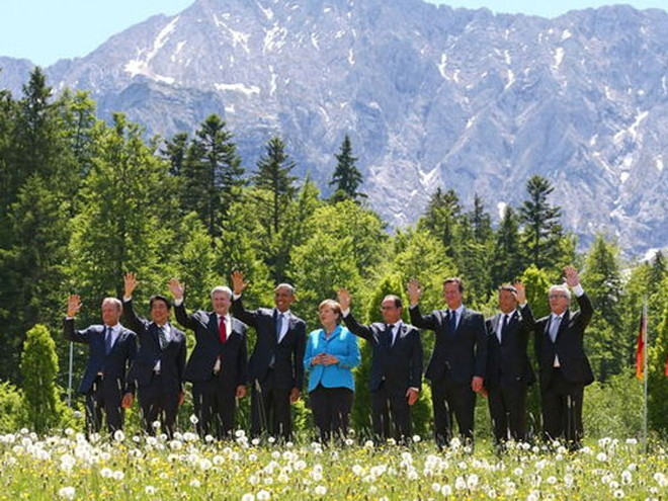 G-7 và những câu hỏi còn bỏ ngỏ ảnh 1