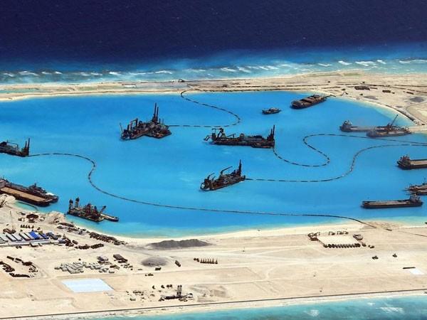 Trung Quốc mờ mắt vì tham vọng ở Biển Đông ảnh 1
