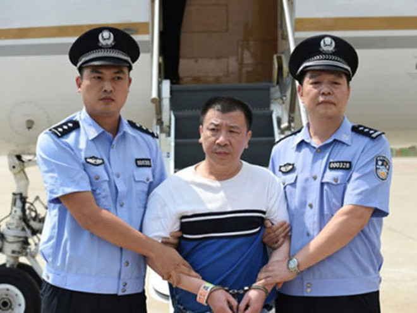 Mỹ lần đầu buộc hồi hương một tội phạm kinh tế Trung Quốc ảnh 1
