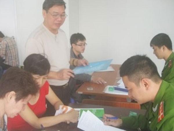 Phường Vĩnh Tuy, quận Hai Bà Trưng: Chung sức xây dựng khu dân cư an toàn ảnh 1