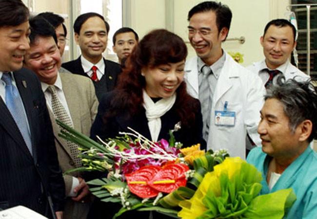 Ngành y tế Hà Nội: Nhiều thương hiệu được nể phục ảnh 1