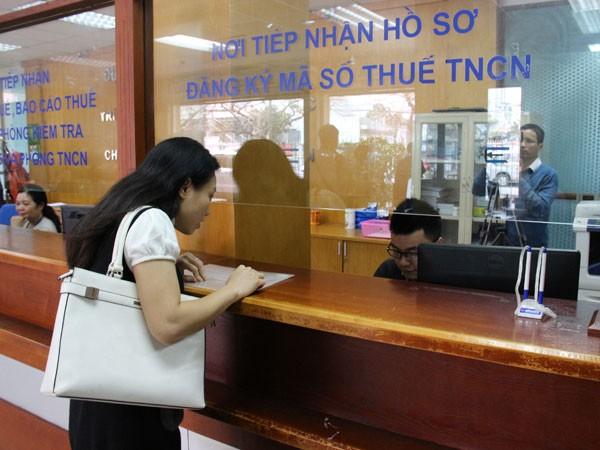 Cải cách thủ tục hành chính: Ngành thuế Hà Nội đã tạo nhiều đột phá ảnh 1