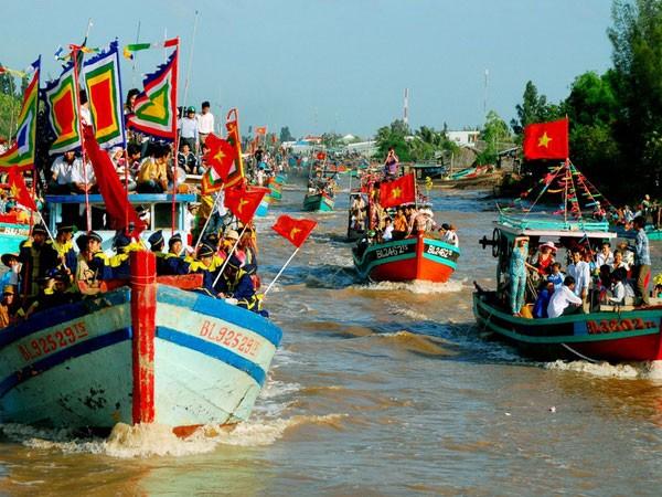 Tái hiện 7 lễ hội truyền thống trong Tuần Đại đoàn kết ảnh 1